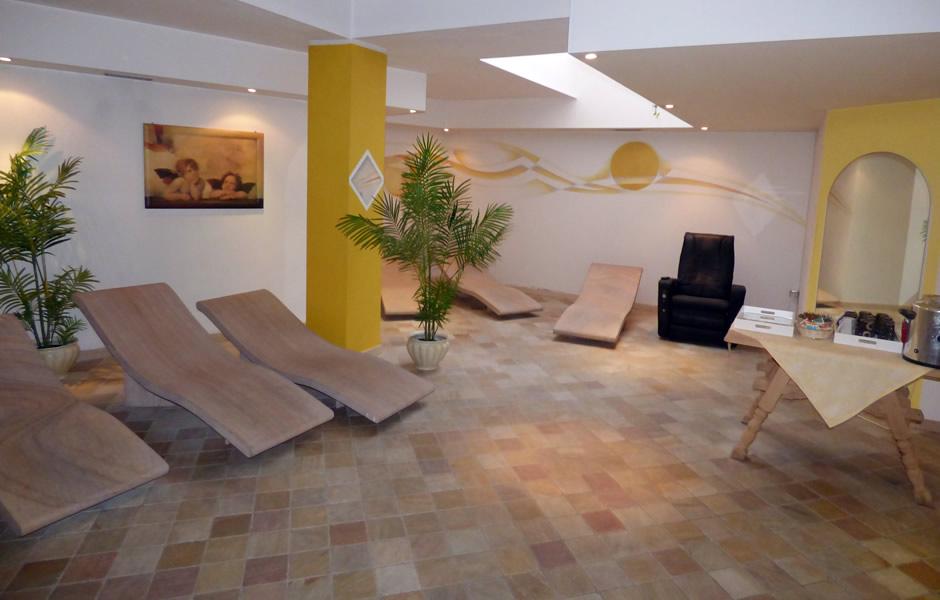 Relax Area - Hotel Goldenhof